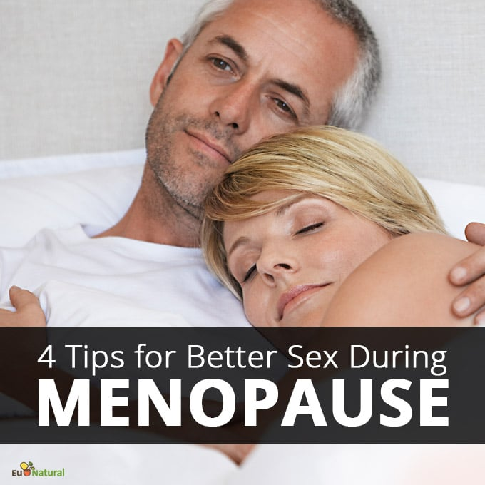 Menapause and sex