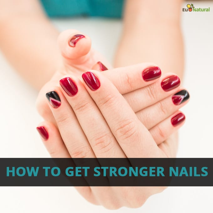 Nail Through Finger: How To Get Stronger Nails